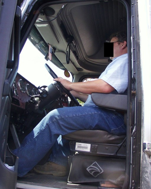 Posture Prediction For Truck Drivers